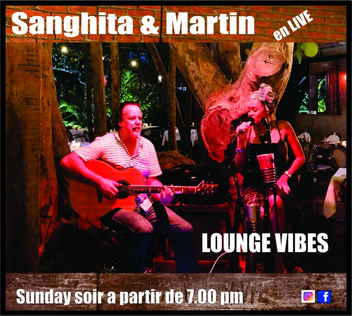 Sanghita & Martin Live Loungy Evening
